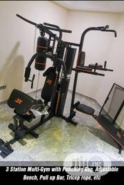 3 Multi-Purpose Gym | Sports Equipment for sale in Abuja (FCT) State, Wuse II