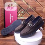 Ferragamo Suede Leather | Shoes for sale in Lagos State, Gbagada