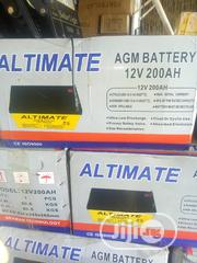 200ah/12v Altimate Battery | Solar Energy for sale in Lagos State, Ojo