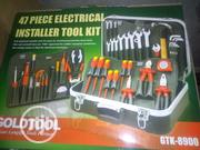 47 Piece Electrical Installer Tool Kit | Hand Tools for sale in Lagos State, Ojo
