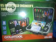 85 Piece Field Engineer's Tool Kit | Hand Tools for sale in Lagos State, Ojo