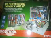 100 Piece Of Electronic Engineer's Tool Kit | Hand Tools for sale in Lagos State, Ojo