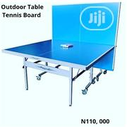 Outdoor Table Tennis Board Water Resistant | Sports Equipment for sale in Lagos State, Surulere