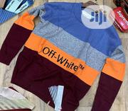 Off-White Sweatshirt | Clothing for sale in Lagos State, Alimosho