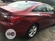 Hyundai Sonata 2011 Red | Cars for sale in Lagos State, Ajah