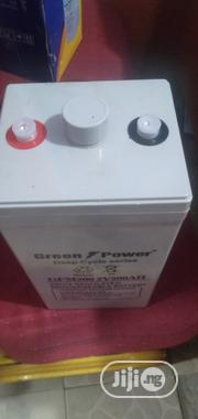 Green Power Battery 2v/300ah | Electrical Equipments for sale in Lagos State, Ojo