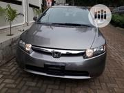 Honda Civic 2007 1.8 Sedan LX Gray | Cars for sale in Lagos State, Ikeja