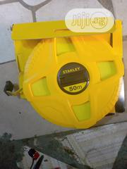 Stanley 50m Fibreglass Measuring Tape | Measuring & Layout Tools for sale in Lagos State, Lagos Island
