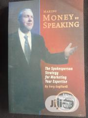 Making Money By Speaking | Books & Games for sale in Lagos State, Lagos Mainland