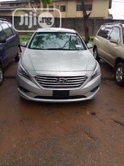 Hyundai Sonata 2015 Silver | Cars for sale in Lagos State, Alimosho