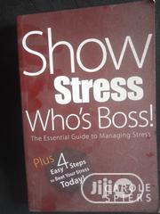 Show Stress Who's Boss | Books & Games for sale in Lagos State, Lagos Mainland