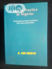 Law In Practice In Nigeria | Books & Games for sale in Lagos State, Lagos Mainland
