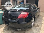 Honda Accord Coupe EX-L V6 Automatic 2009 Black | Cars for sale in Lagos State, Ifako-Ijaiye