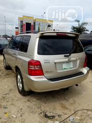 Toyota Highlander 2003 Gold | Cars for sale in Rivers State, Port-Harcourt