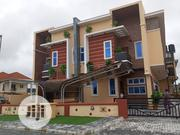 4bedroom Duplex With Bq At Buenevista Estate Chevron Tollgate Lekki | Houses & Apartments For Sale for sale in Lagos State, Lekki Phase 1