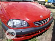 Toyota Avensis 2003 Red | Cars for sale in Lagos State, Apapa