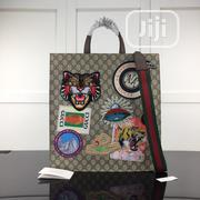Original Gucci Leather Hand Bag And Shoulder Bag | Bags for sale in Lagos State, Surulere