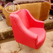Beautiful Red Chair | Furniture for sale in Oyo State, Egbeda