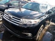 Toyota Highlander 2012 Limited Black | Cars for sale in Lagos State, Apapa