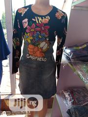 Garfield Jeans Gown | Clothing for sale in Abuja (FCT) State, Gwarinpa