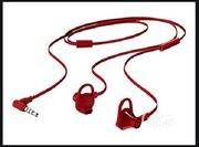 HP In-Ear Headset 150 (Empress Red) | Headphones for sale in Lagos State, Ikeja