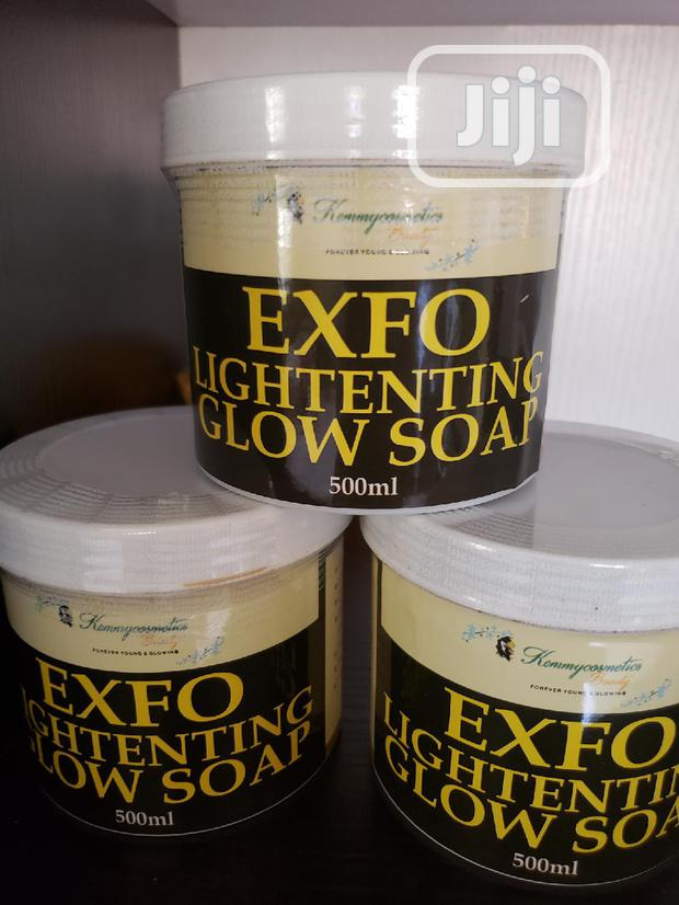 Archive: Exfoliating Lightening Glow Soap & Lightening Glow Body Lotion