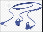 HP In-Ear Headset 150 (Marine Blue)   Accessories for Mobile Phones & Tablets for sale in Lagos State, Ikeja