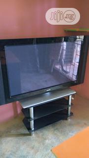 Clean 50inches Philip Flat Screen With Remote Working Perfectly | TV & DVD Equipment for sale in Lagos State, Ikorodu