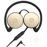HP 2800 Stereo DF Gold Headset (2AP94AA) | Headphones for sale in Lagos State, Ikeja
