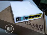 Mikrotik RB260GSP With 5x Gigabit POE Ethernet Smart Switch, | Networking Products for sale in Lagos State, Ikeja