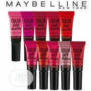 Maybelline Colour Jolt Intense Lip Paint | Makeup for sale in Abuja (FCT) State, Garki 2