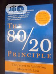 The 80/20 Principle | Books & Games for sale in Lagos State, Lagos Mainland