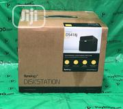Synology Diskstation Ds418j 4 Bay 4-bay NAS | Computer Accessories  for sale in Lagos State, Ikeja