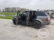 Land Rover Range Rover Sport 2008 4.2 V8 SC Gray | Cars for sale in Lagos State, Ajah