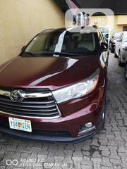 Toyota Highlander 2016 XLE V6 4x2 (3.5L 6cyl 6A) | Cars for sale in Lagos State, Surulere