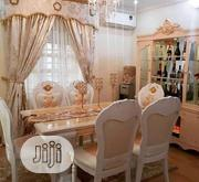 Turkey Royal Six Seater Marble Dining Table Set | Furniture for sale in Lagos State, Ikeja