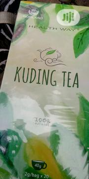 Kuding Tea or Hypertension, Diabetes and Cholesterol Solution | Vitamins & Supplements for sale in Lagos State, Isolo