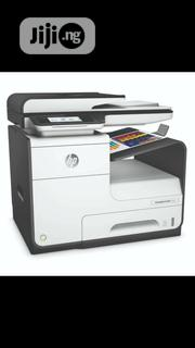Colour Printer PRO 477 MFP HP Laserjet   Printers & Scanners for sale in Lagos State, Ikeja