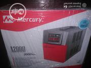Mercury Stabilizer 2kva | Electrical Equipments for sale in Lagos State, Ikeja