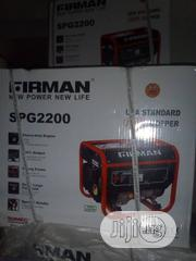 Firman Spg2200 Generator | Electrical Equipments for sale in Delta State, Warri South