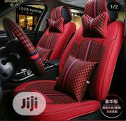 Gucci Red Leather Seat Cover | Vehicle Parts & Accessories for sale in Lagos State, Alimosho
