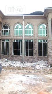 Nice Casement Window With Burglary And Ark Construction | Windows for sale in Lagos State, Lagos Mainland