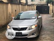 Toyota Corolla 2009 Silver | Cars for sale in Lagos State, Lagos Mainland