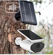 Two Wireless Wifi Solar CCTV Camera With Night Vision | Security & Surveillance for sale in Abuja (FCT) State, Wuse 2