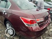 Honda Accord 2010 Red | Cars for sale in Lagos State, Lagos Mainland