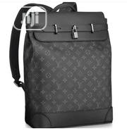 Black Monogram Backpack | Bags for sale in Lagos State, Lagos Island