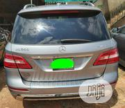 Mercedes-Benz M Class 2013 Gray | Cars for sale in Edo State, Oredo