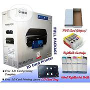 Canon Id Card Printer And Its Accessories For Printing Id Card | Printers & Scanners for sale in Delta State, Uvwie
