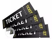 Secured Tickets Printing | Computer & IT Services for sale in Lagos State, Ikeja