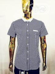 CHRISTIAN Dior Italian Short Sleeve Shirt | Clothing for sale in Lagos State, Ikeja